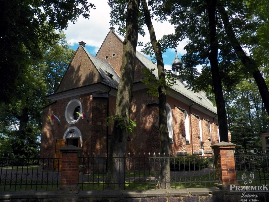 Cegłów - Kościół Parafialny pw. św. Jana Chrzciciela i św. Andrzeja Apostoła