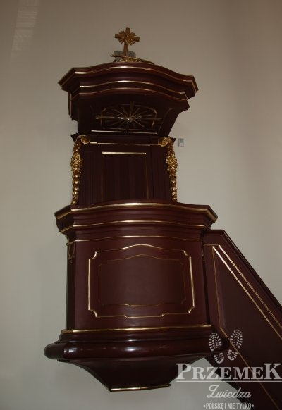 Ambona z XVIII wieku