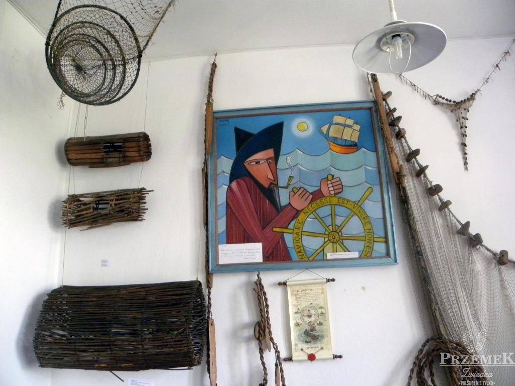 rybołówstwo muzeum kaszubskie