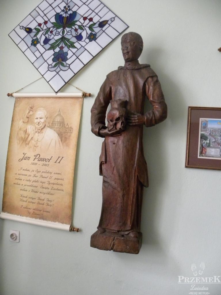 figura mnicha muzeum kaszubskie