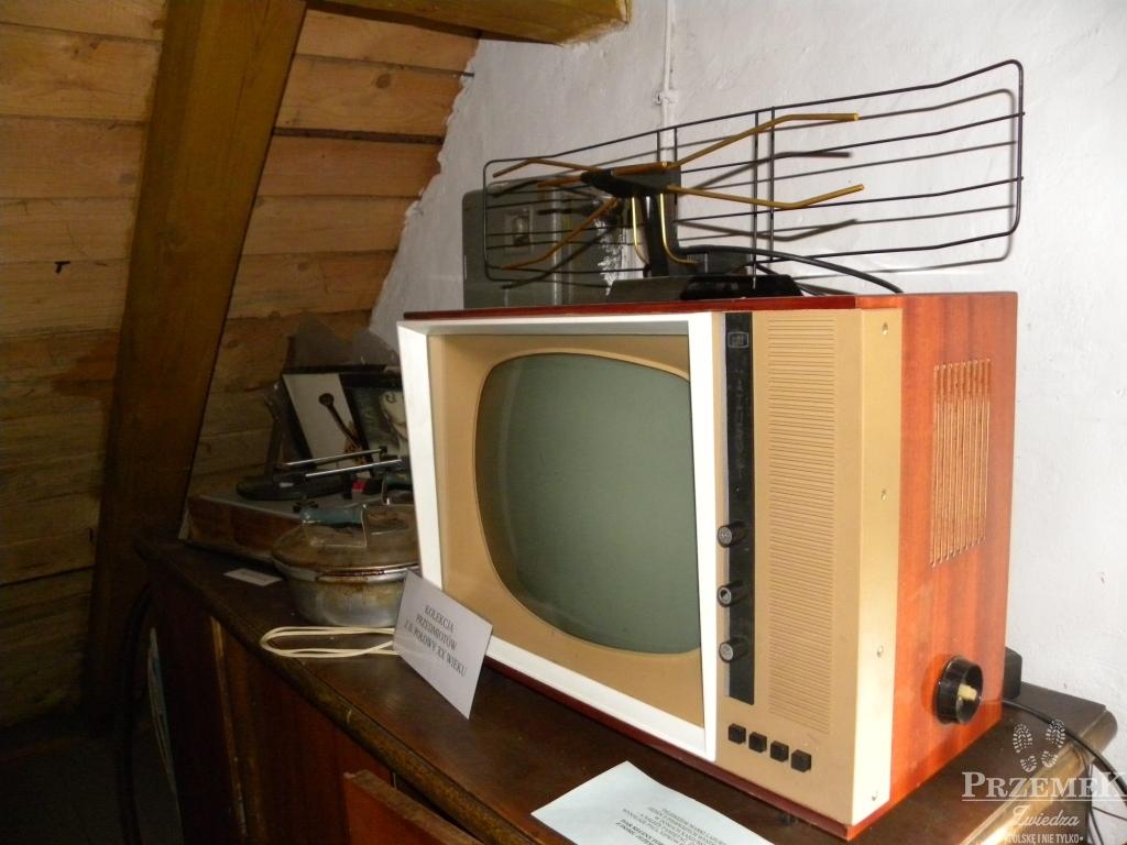 telewizor muzeum kaszubskie