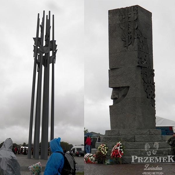 Pomnik Zwycięstwa Grunwaldzkiego Grunwald 2014