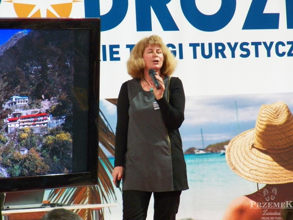 Katarzyna Mazurkiewicz opowiada o Indiach Wojciech cejrowski