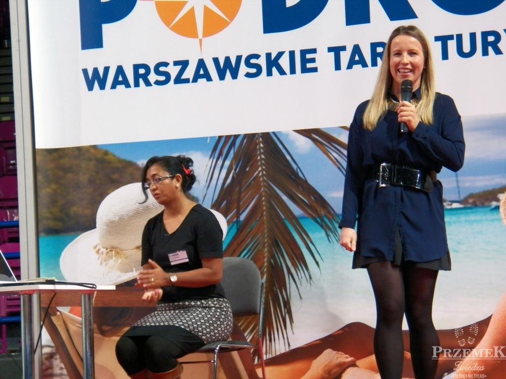 Bakomalala Nirinalijao i Izabela Fronczyk opowiadają o Madagaskarze Wojciech Cejrowski