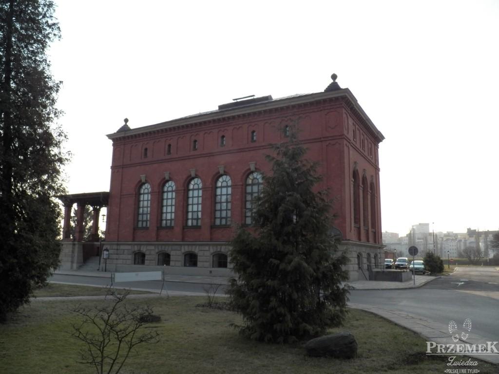 Muzeum Wodociągów i Kanalizacji stacja filtrów w Warszawie
