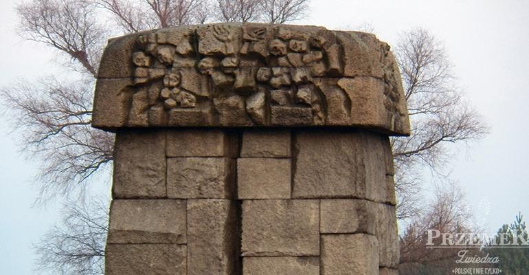 Pomnik Ofiar Obozu Zagłady w Treblince