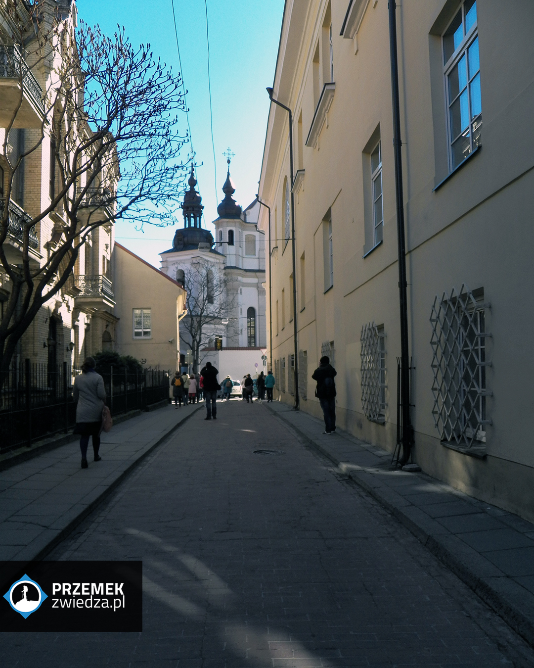 Ulice Starego Miasta