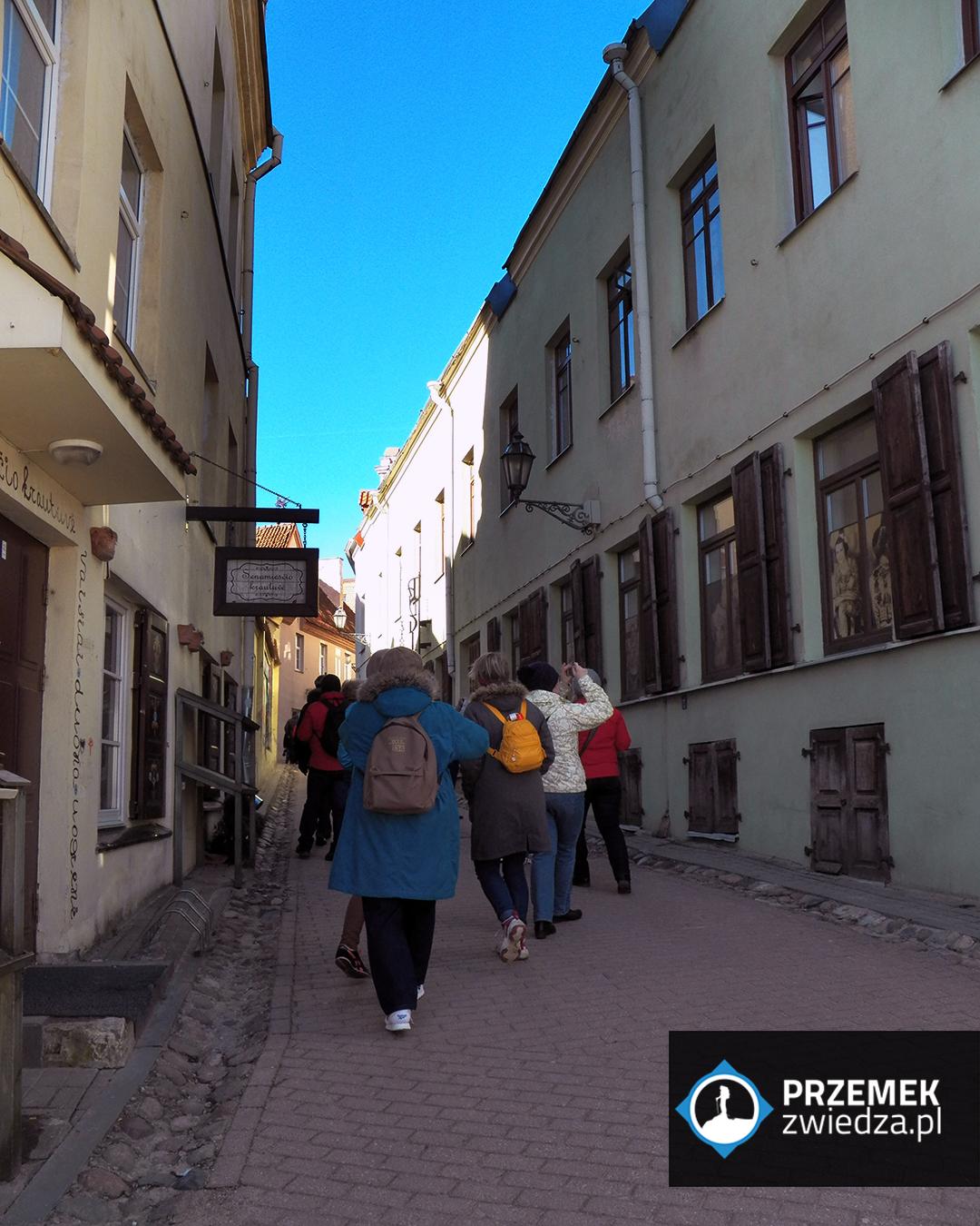 Ulica Literacka