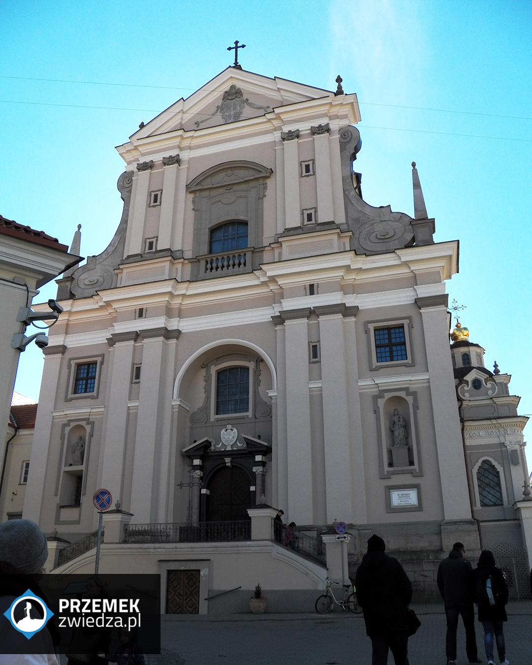 Wilno Kościół św. Teresy