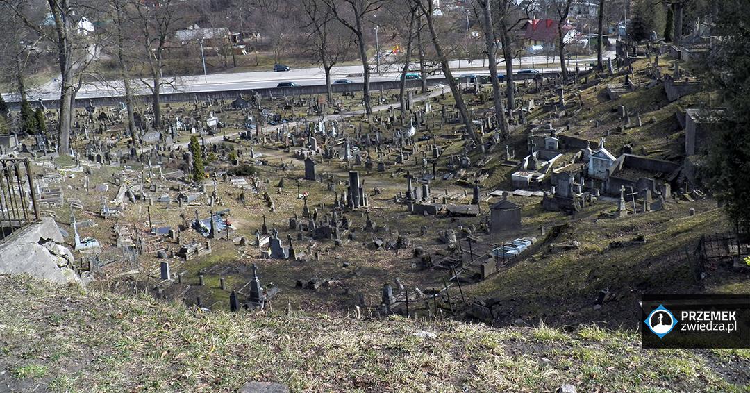 Wilno Cmentarz na Rossie