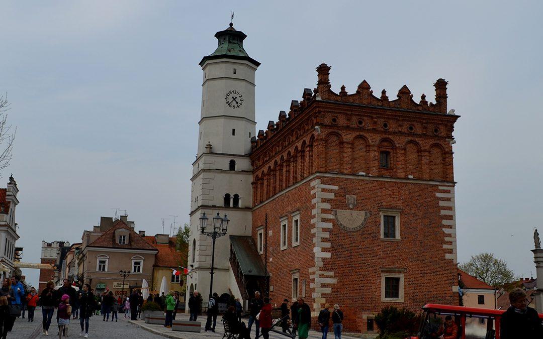 Sandomierz – polski Rzym #1