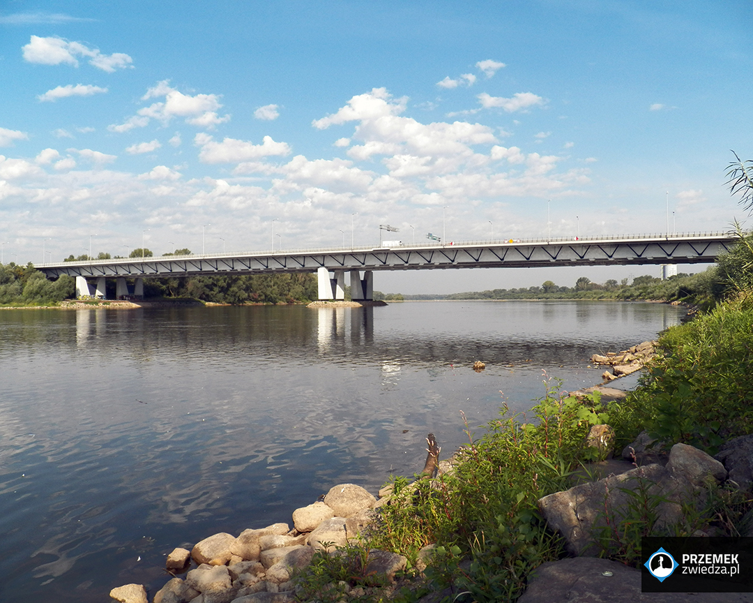 Most gen. Stefana Grota-Roweckiego kładka żerańska