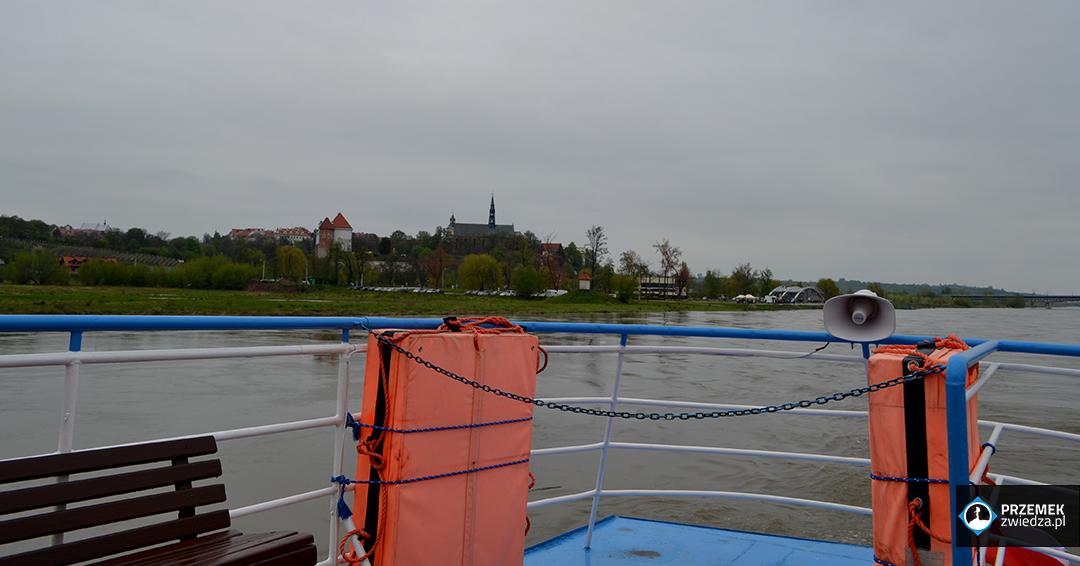 Statek Maria Sandomierz
