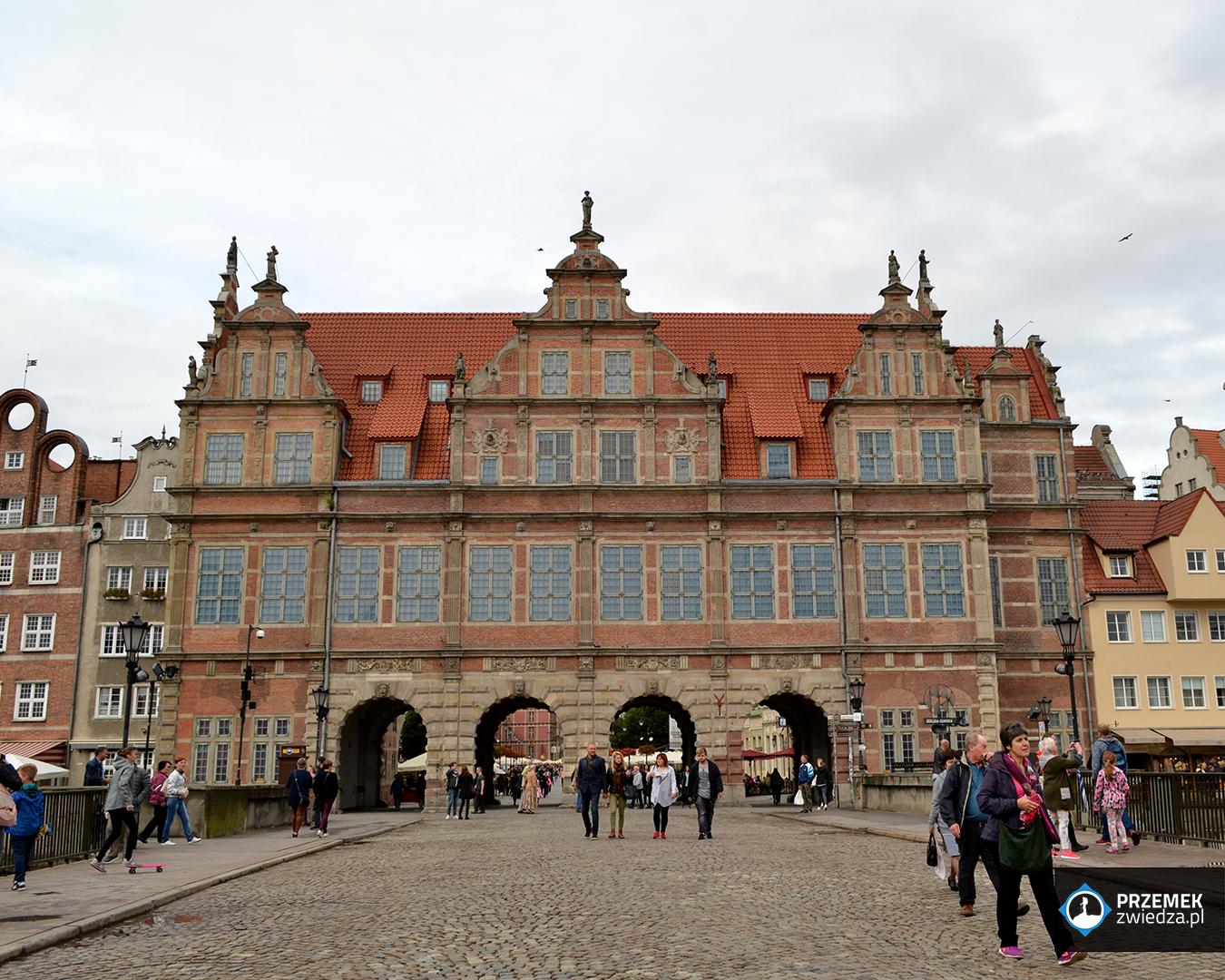 zielona brama gdańsk