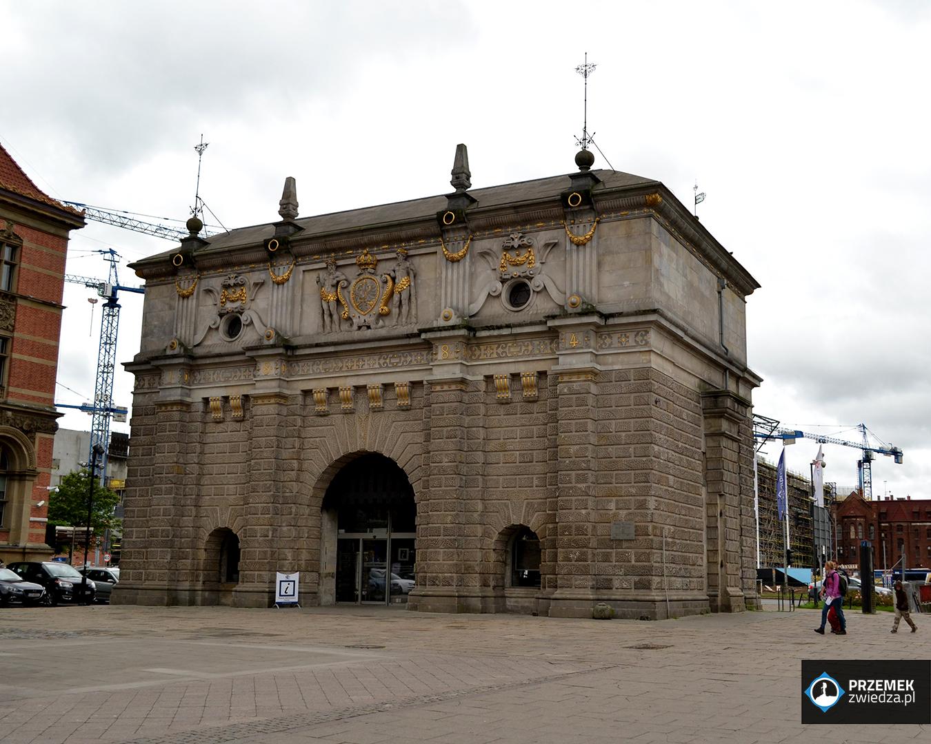 brama wyżynna gdańsk