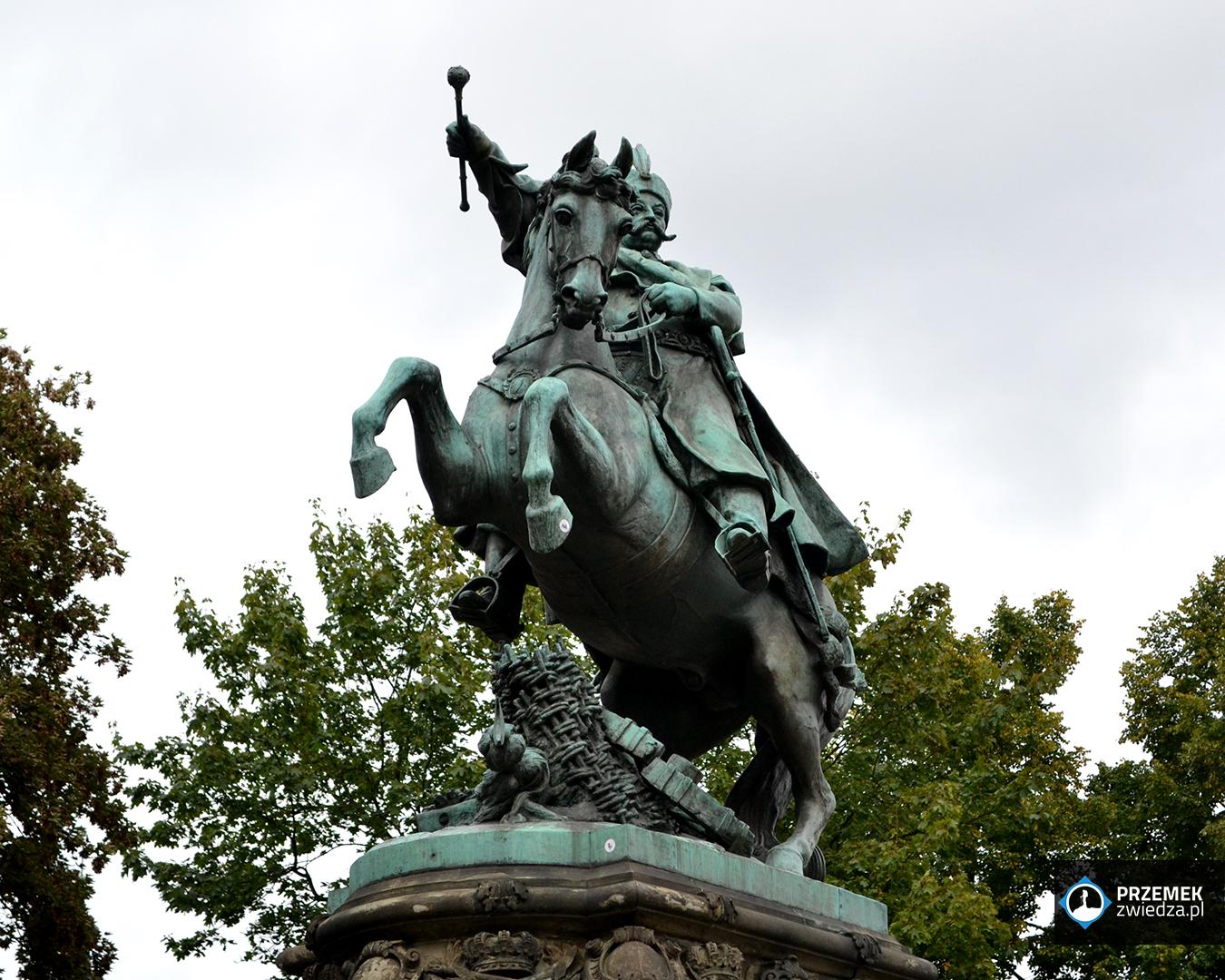 pomnik jana III sobieskiego gdańsk