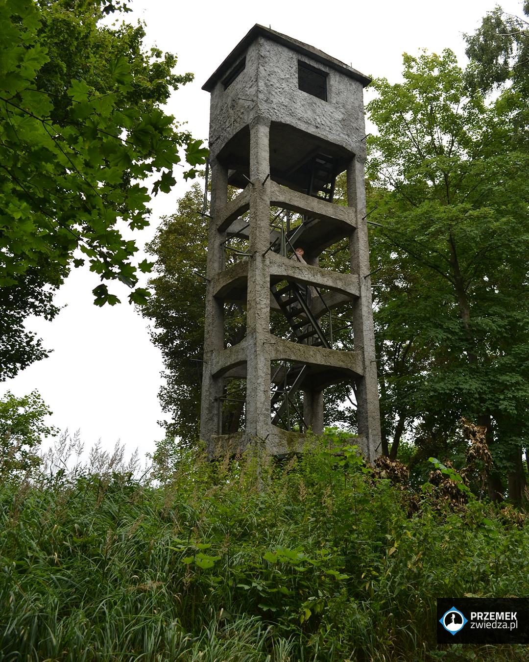 wieża obserwacyjna westerplatte