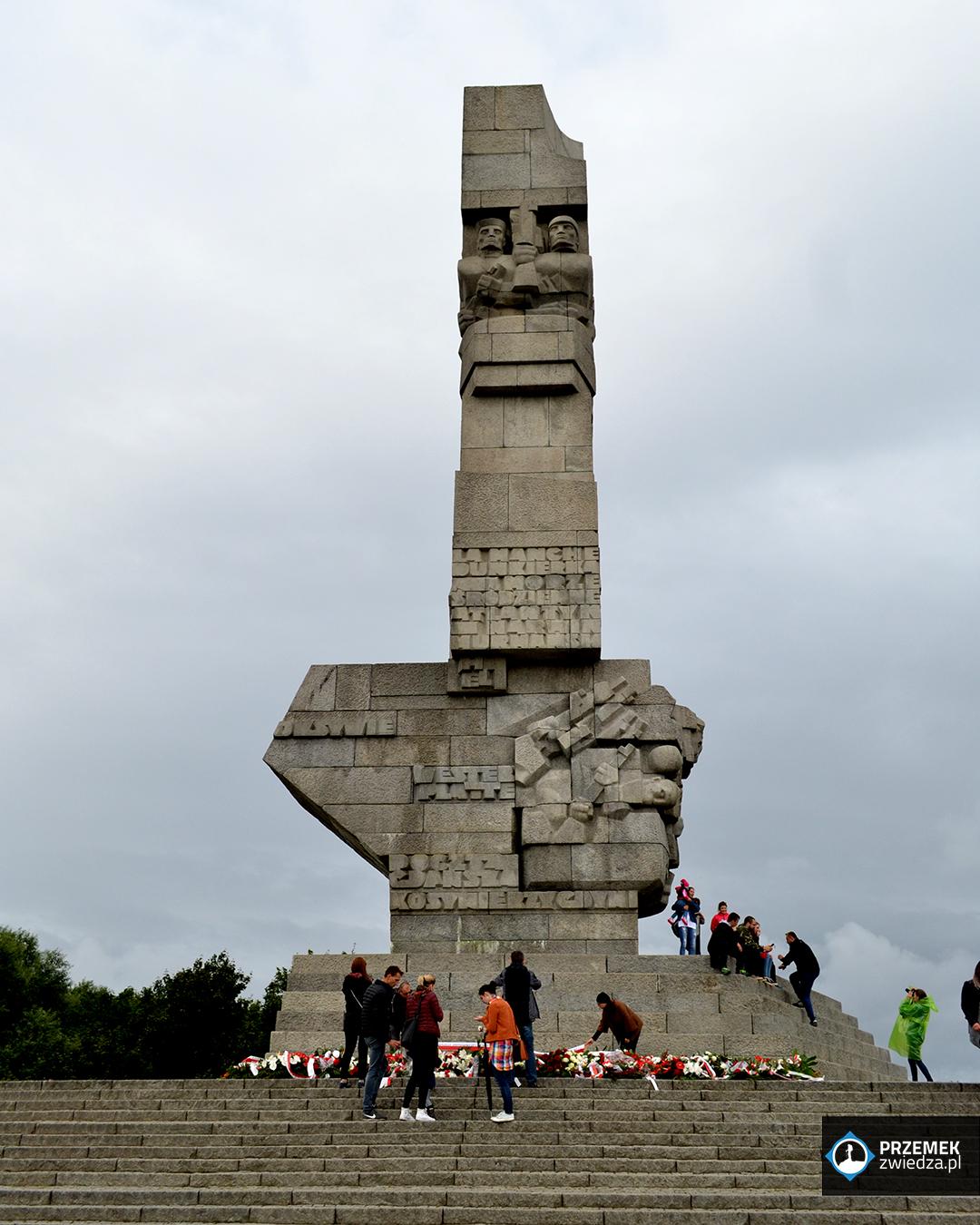 Pomnik Obrońców Wybrzeża Westerplatte
