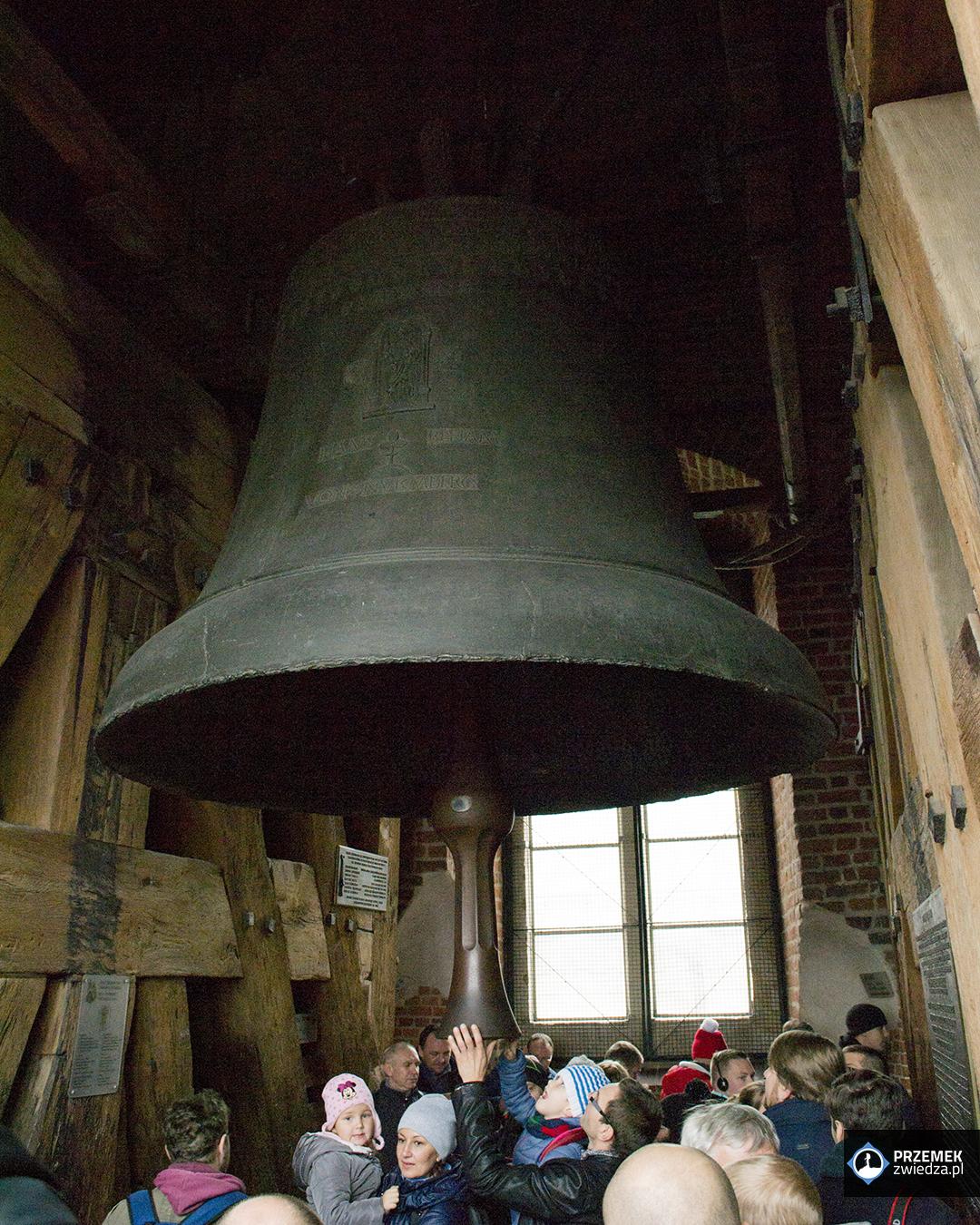 Dzwon Zygmunta Kraków