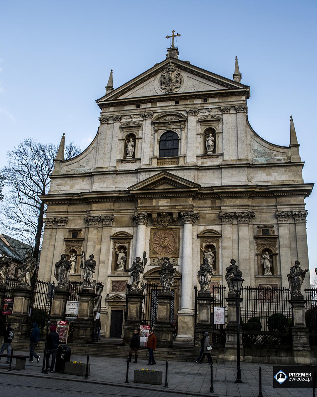 Kościoł pw. św.św. Piotra i Pawła kraków