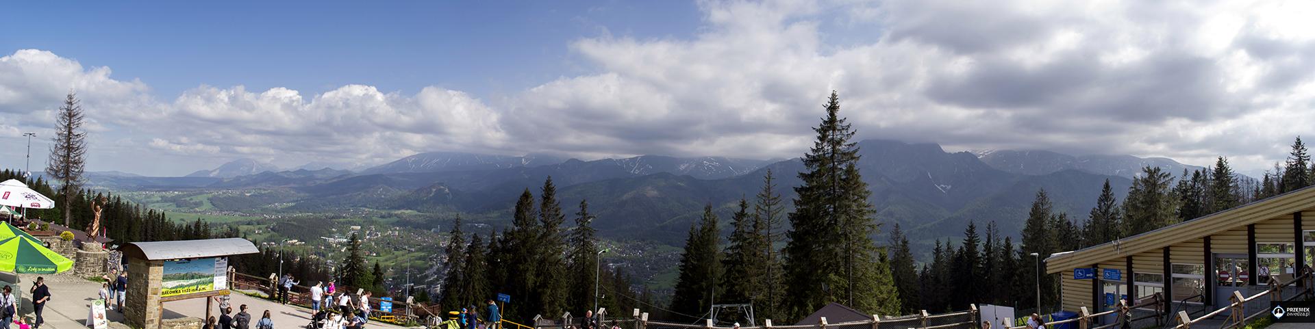 gubałówka panorama