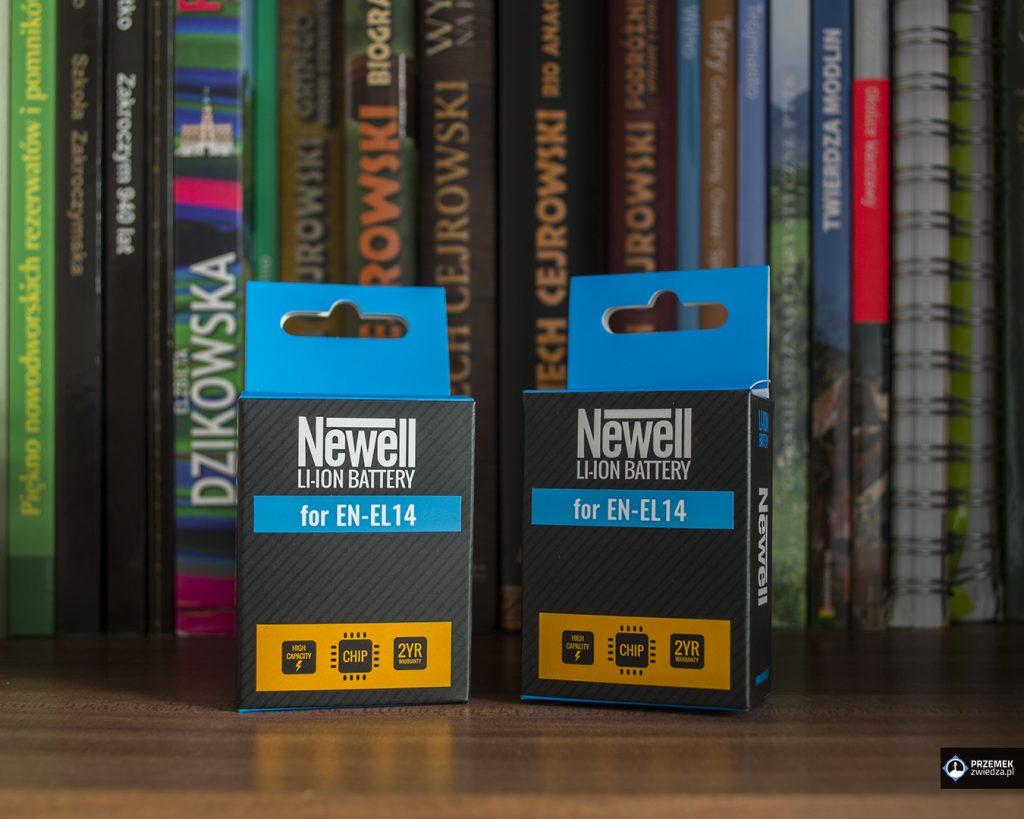 Akumulatory Newell EN-EL14