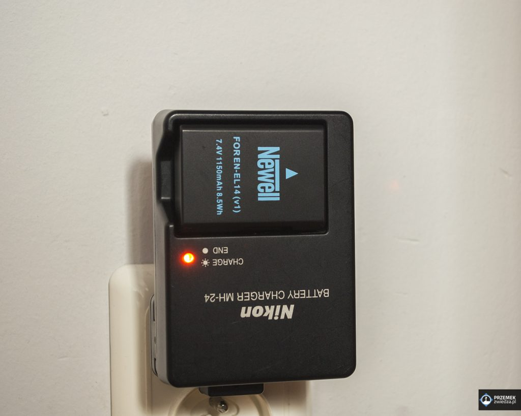 Akumulator Newell EN-EL14