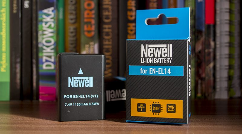 Newell EN-EL14