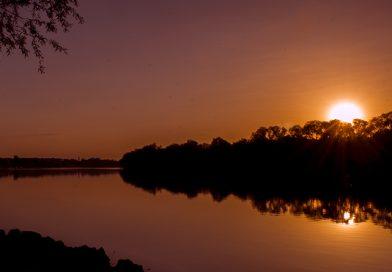 Historia jednego zdjęcia – pierwszy zachód słońca w 2019 roku
